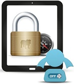 Mobile security with parental controls