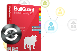 Bullguard backup feature blog